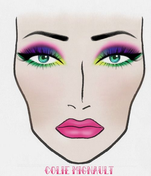 Face chart                                                                                                                                                      More