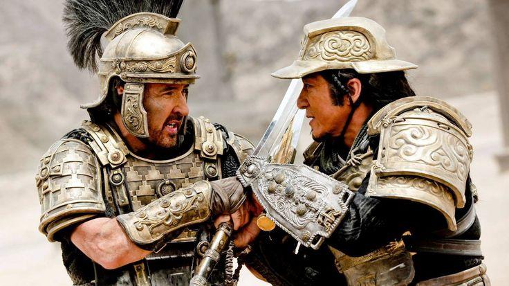 Dragon Blade Trailer - Starring Jackie Chan, John Cusack, Brody, Siwon Choi