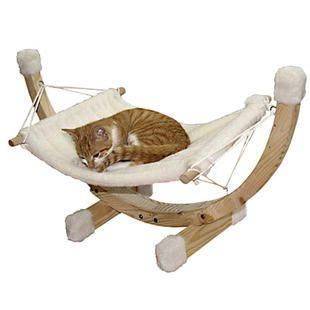 Luxe voor uw kat!Hangmat Siësta is de ideale plek voor uw kat om zich terugtetrekken om te slapen en te ontspannen. Het...