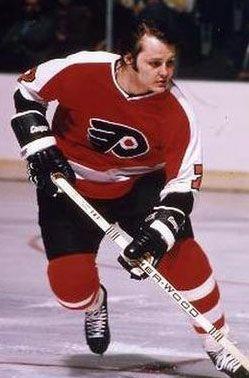 Philadelphia Flyers Bill Barber... One of my favorite people in the world:)