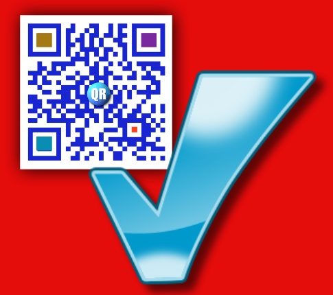 QR's get the Big Tick! (Sample only)