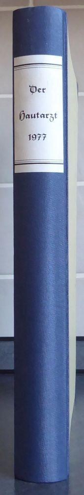 Der Hautarzt 28. Jahrgang 1977