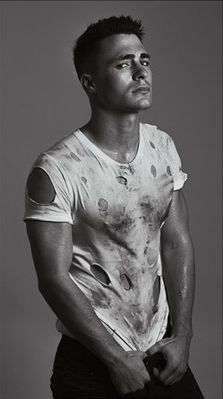 Magnet - Ripped Colton Haynes