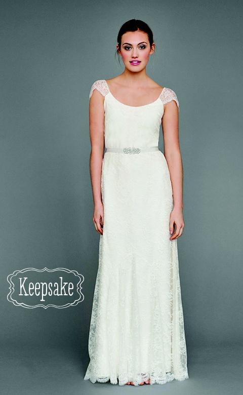 Lovely Keepsake by Elizabeth Dye available at Everthine Bridal Boutique u a bridal shop serving Connecticut