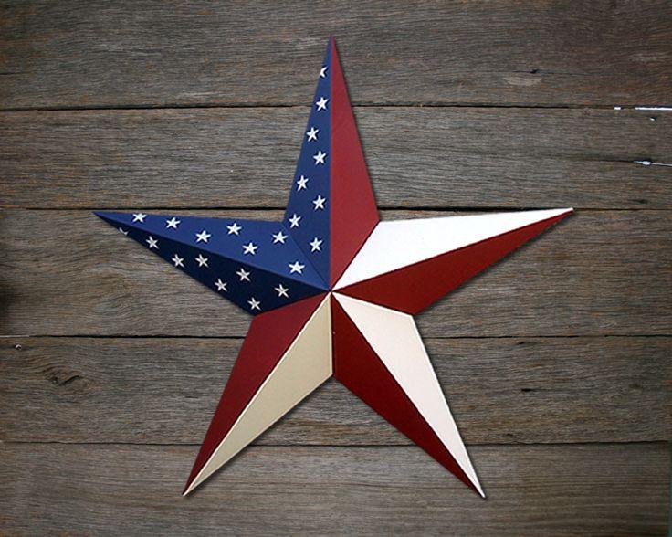 Quality Usa Metal Barn Stars Amish Baskets Birdhouses