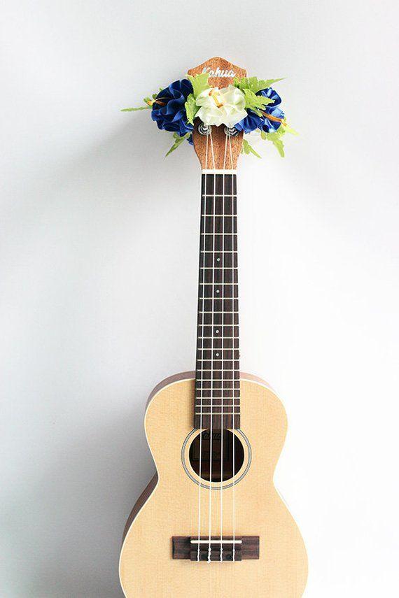 ribbon lei,ukulele accessories,ukulele lei,ukulele strap,soprano ukulele,hawaiian lei,tropical weddi