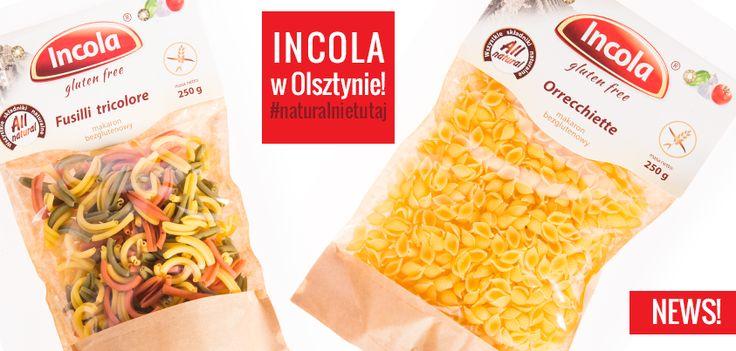 Nasze produkty są już teraz dostępne w Olsztynie - EkoHerbaMed Sklep Zielarski ze Zdrową Żywnością. 1. piętro Galeria Warmińska . http://incola.com.pl/