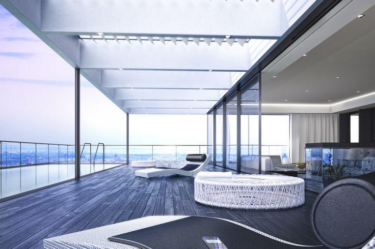 Detailansicht: Luxus Apartment New York City