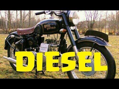 Diesel Motorcycles ORIGINALS !!!  Only 3 Ever Built !!!