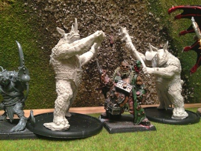 The Beer Waaagh: Balancing the scales in the Darklands