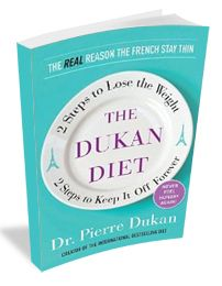 Dukan Diet. So I have a friend that has lost 50+ lbs on this diet and swears its the easiest diet to follow with lots of different recipes to go on. So, I think I may give in and go get the stuff and give it a try. I'm doing well with my plan now but want more results. So...here we go!
