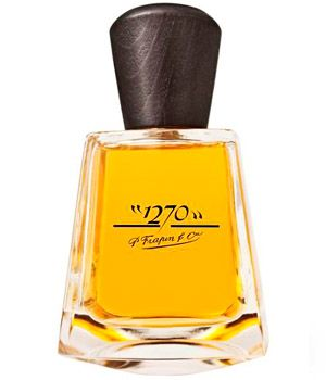 "Omg, just received a sample of this, the perfect winter fragrance - and get this - gorgeous for both men and women. The most elegant gourmand fragrance out there - well of course, it's created by 800-year old cognac family, hence the name ""1270"". This is my new fave."