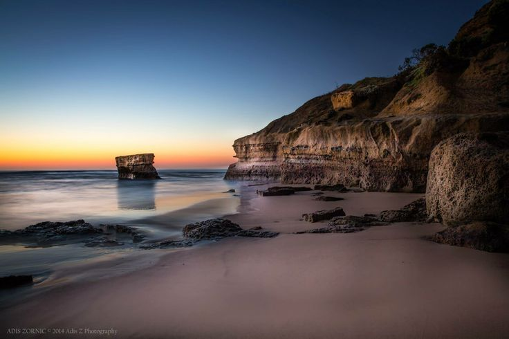 Blue Jan Juc, Australia.  Adis Zornic Photography