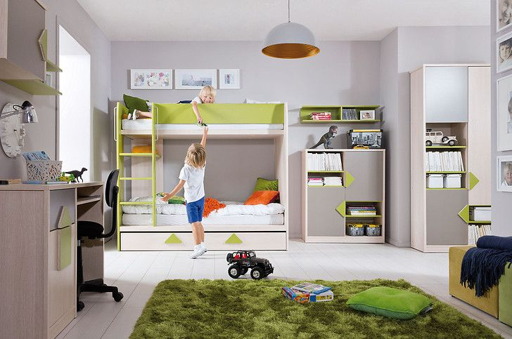 Strzałka #room #children #inspiration #idea #decoration #meble #furniture #student