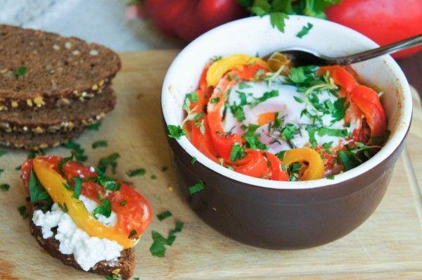 Шакшука: сытный завтрак или легкий ужин по-еврейски