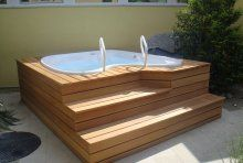 whirlpool aussen bergmann garden patio pinterest. Black Bedroom Furniture Sets. Home Design Ideas