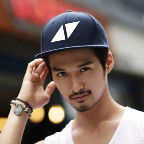 Dj Avicii Snapback Baseball Caps For Men Black Flat Brim