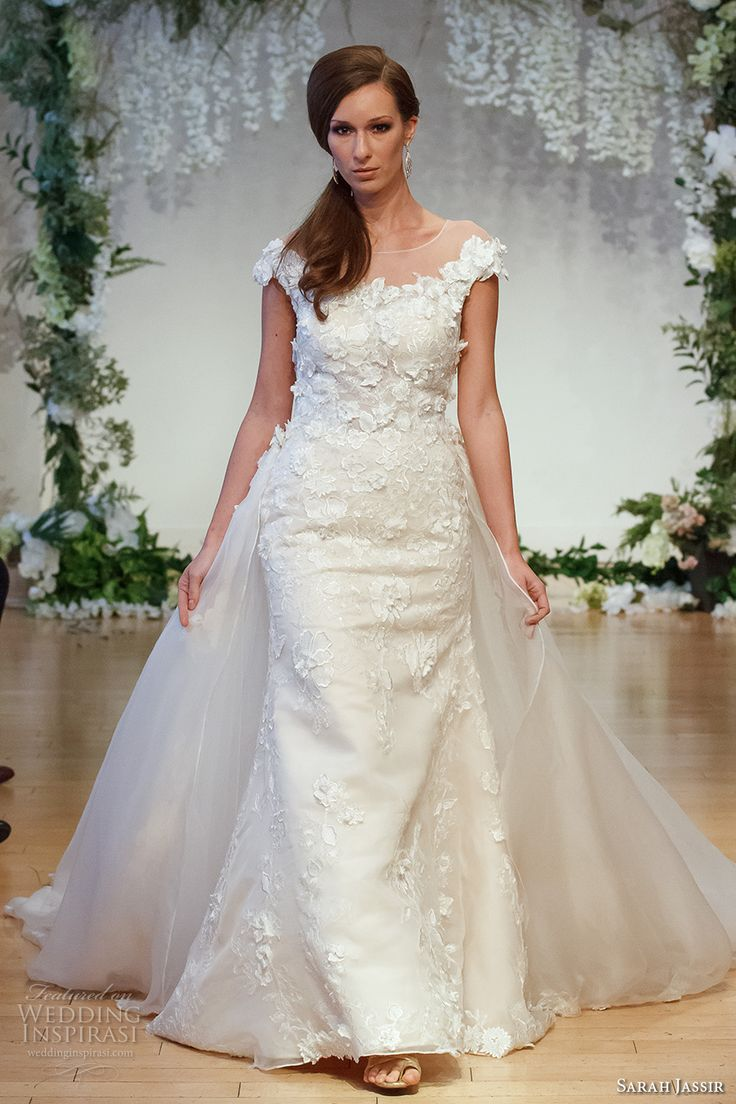 Classic Trumpet Wedding Dresses : Wedding dress lace dresses and sleeve