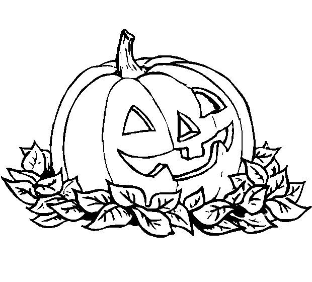 Halloween online coloring Color