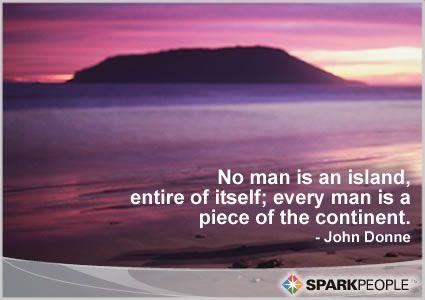 No Man is an Island Essay | Essay