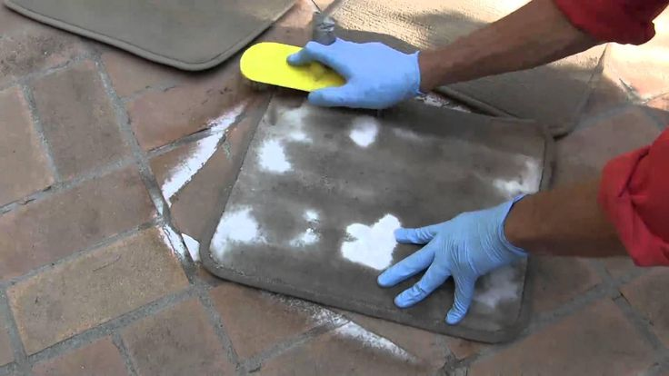 How to Dye Carpet Stains