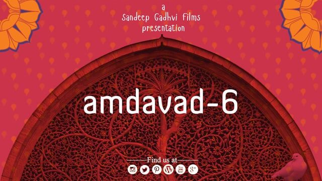 Amdavad 6 - Sheel Weds Ashu  Amdavad 6 is the best off-beat work that we have loved to produce. Sheel, the bride from Ahmedabad, having a profession of design consultant is very particular about being particular, who met Ashu, the groom , at a wedding in Jaipur where they discussed  everything under the sun in their short meeting and then the never ending journey started of this beautiful couple. Many of the decor was self-designed and got hand-made by the bride, giving attention to smal...