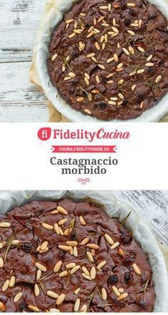 Castagnaccio morbido