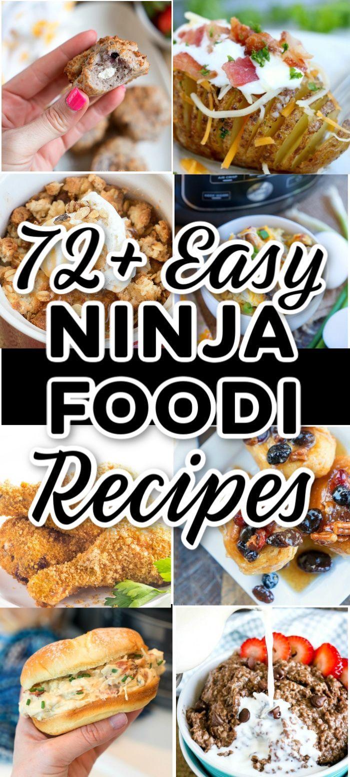 Ninja Foodi Recipes Pressure Cooker Recipes Healthy Foodie Recipes Recipes