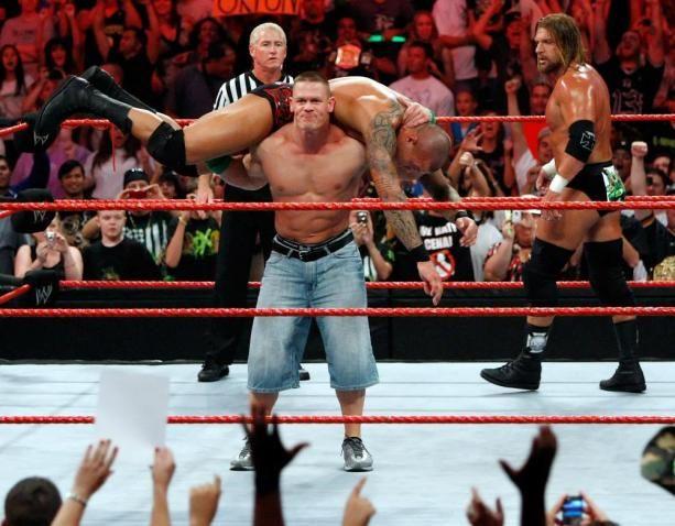 John Cena Reaches Out To Boy With Kidney Disease On WWE Raw - I4U News