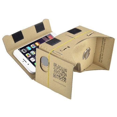 Google Cardboard I/O - Casque Vr (Réalité Virtuelle) - Lunette De Réalité Augmentée