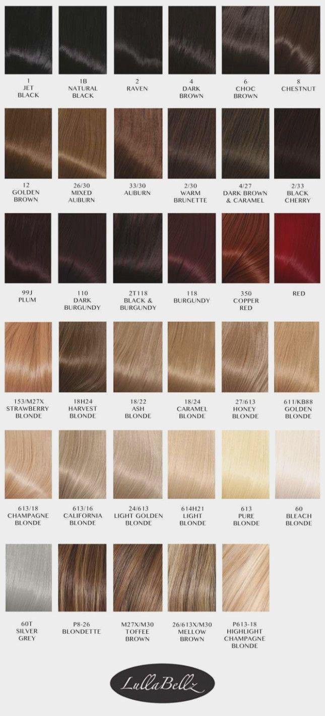 Clairol Professional Hair Color Chart Er Sa Kjent Men Hvorfor Clairol Professional H Blonde Hair Color Chart Professional Hair Color Chart Hair Color Chart