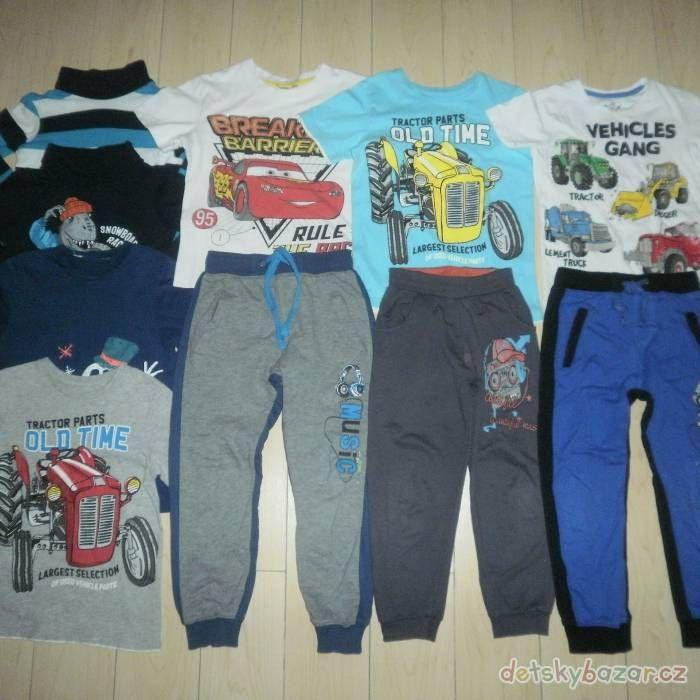 Oblečení pro chlapce, velikost 110 z bazaru za 300 Kč | Detskybazar.cz