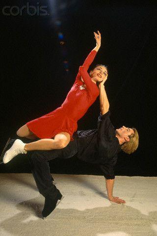 Maia Usova and Alexander Zhulin