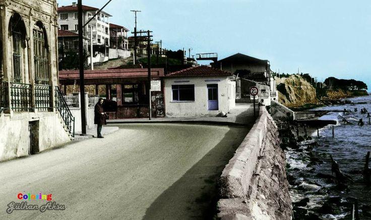 Bostancı sahili 1963