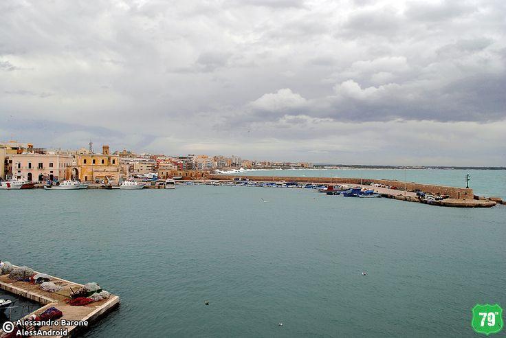 Panorama #Gallipoli #Salento #Puglia #Italia #Italy #Viaggiare #Travel #AlwaysOnTheRoad #Holiday #Sea #Mare #Sun #Sole #Vacanze #Beach #Spiagge