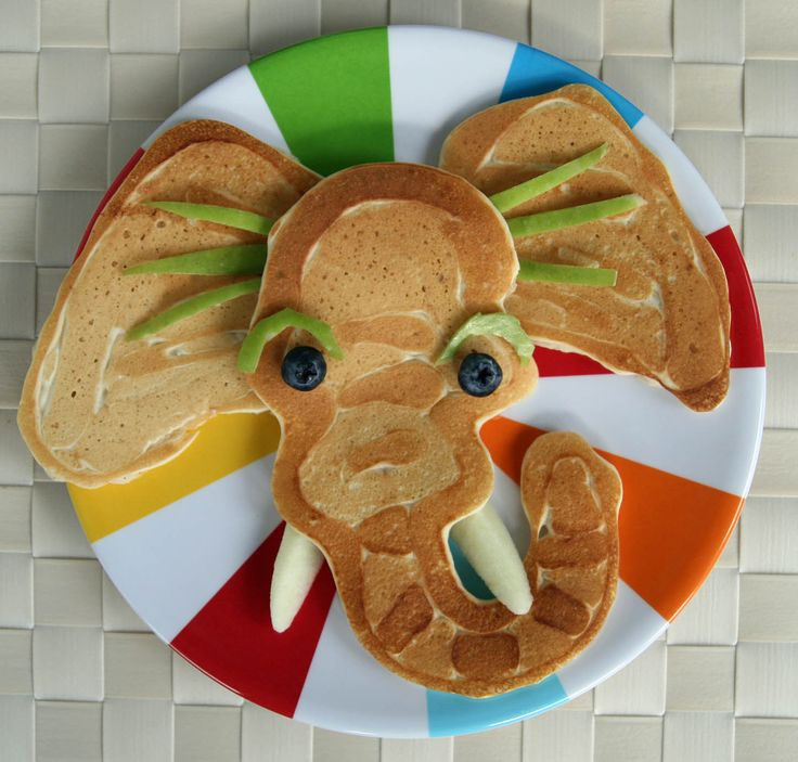pancake of the week: site full of cute pancake designs
