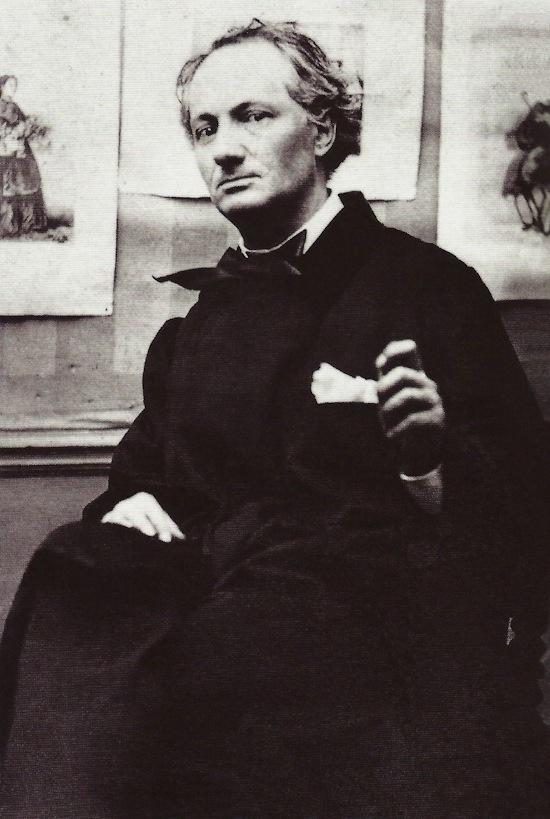 Baudelaire essays