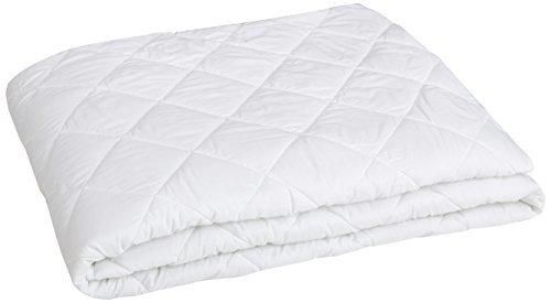 AmazonBasics Quilted Mattress Pad Queen