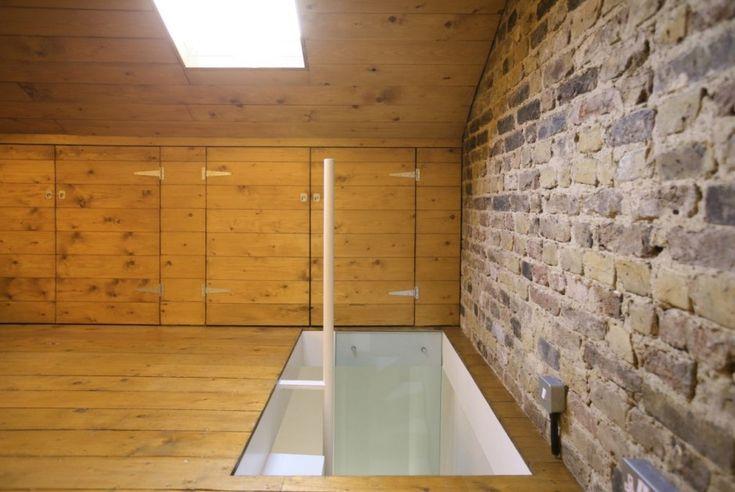 Loft Access Design by Tamir Addadi Architecture - Architecture & Interior Design Ideas and Online Archives   ArchiiiArchiii