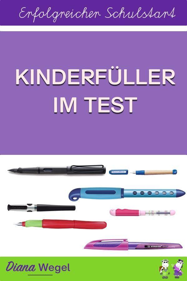7 Kinderfüller Im Vergleich Finde Den Genau Passenden Füller Für
