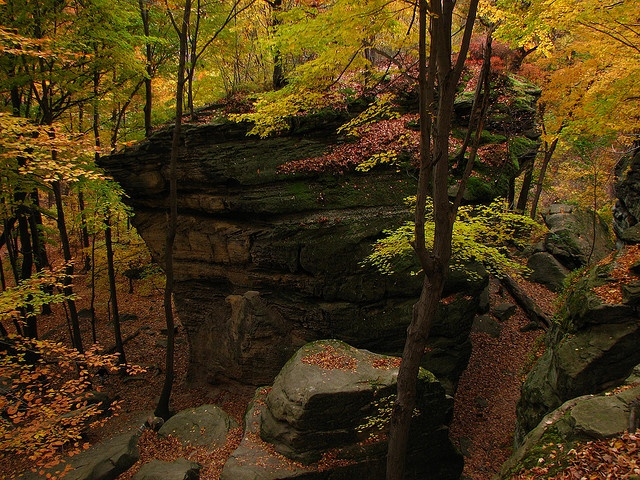 Whipps ledges hinckley oh favorite places spaces