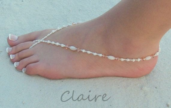 Claire by SandSandales on Etsy, $30.00
