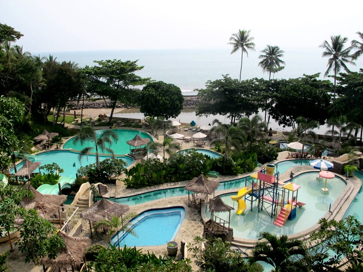 Waterpark at Hawaii a Club Bali Resort