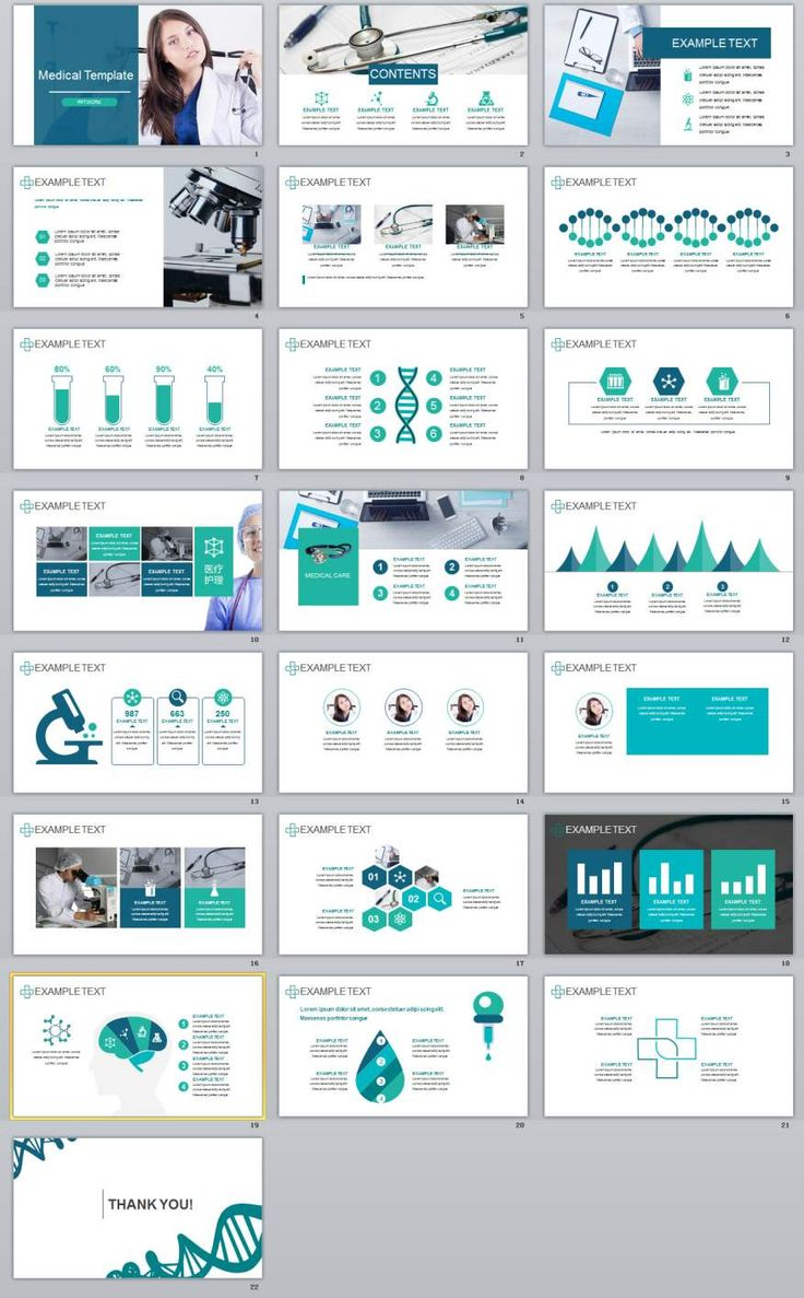 40 best 2018 best powerpoint templates images on pinterest keynote 22 best medical industry powerpoint templates toneelgroepblik Images