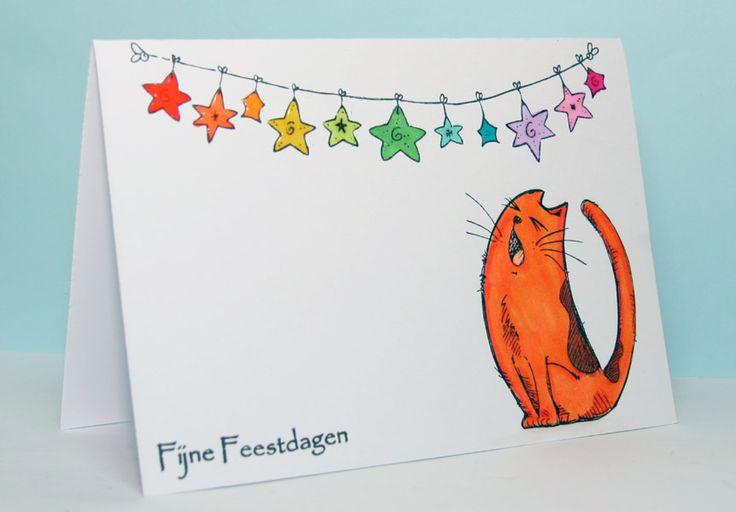 Сделать открытку с кошками, картинки