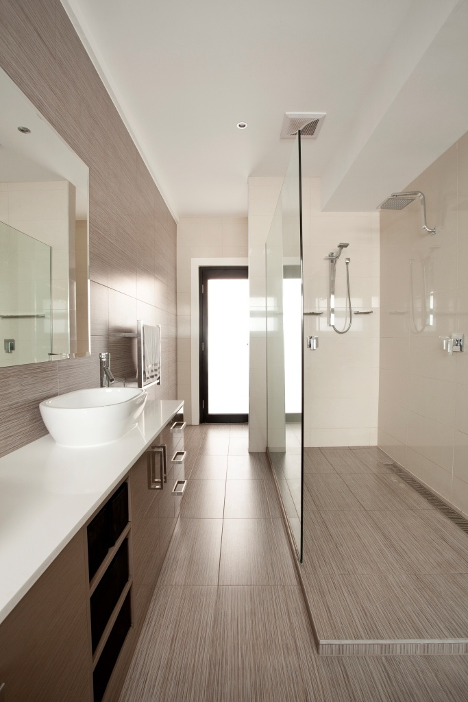 Modern Neutral Master Bathroom 2: 17 Best Images About New Home