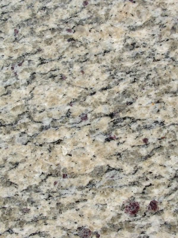 St. Cecilia Light granite for bathroom vanity top!  Love it!