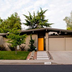 Mid Century Modern Dream Homes: The Influence of Joseph Eichler | Front & Main