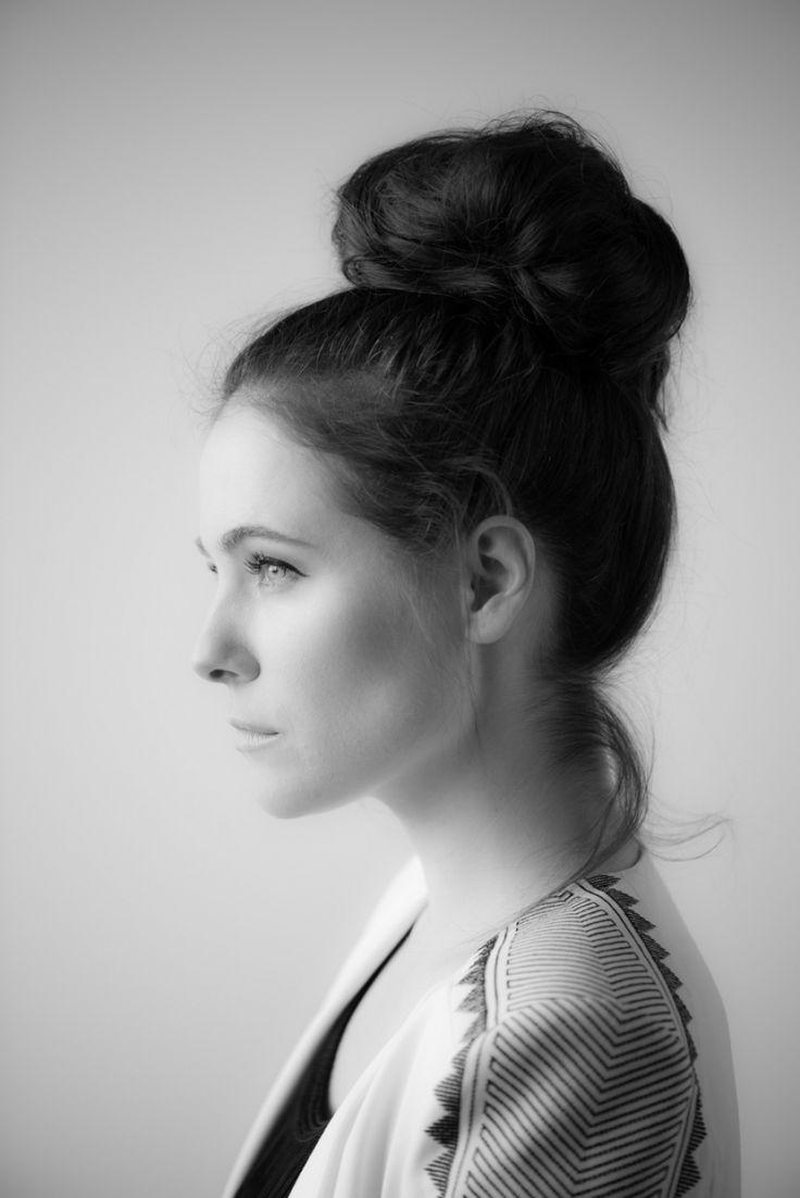 Caroline Dhavernas - Shoot Studio, photographe : Jérôme Guibord