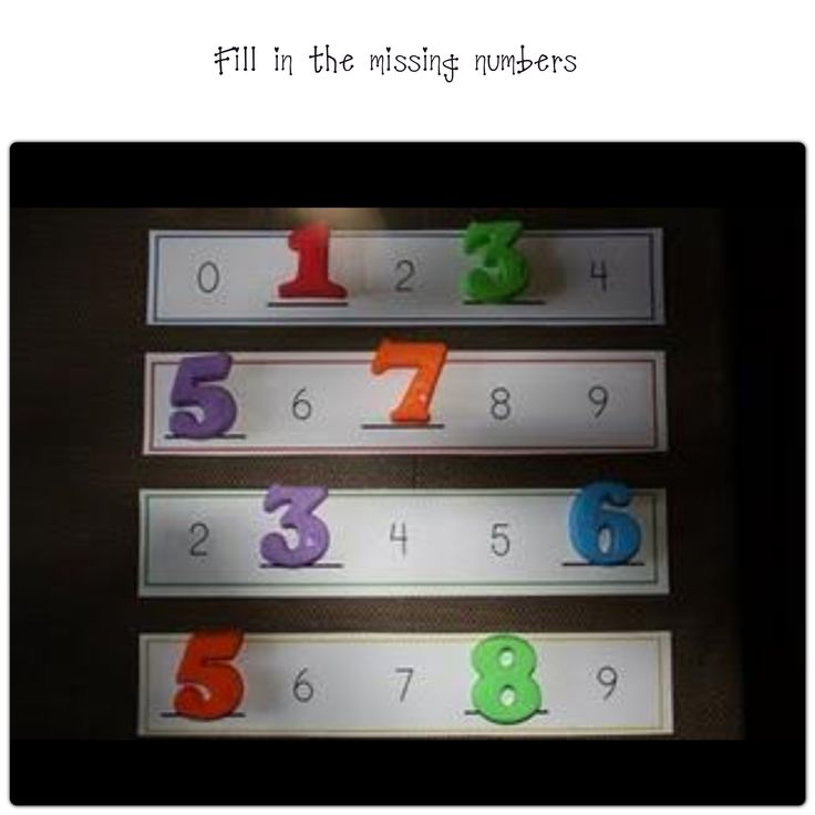 Teaching numbers / numeros Can use this with letters as well